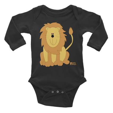 Baby Lion Infant Long Sleeve Bodysuit