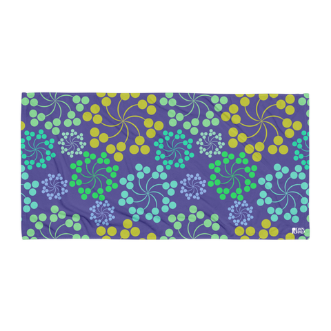 Beach Towel | Floral