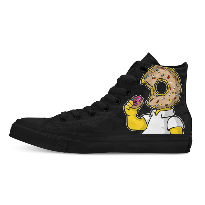 I Like Donut - Custom High Tops