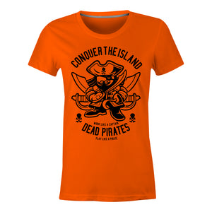 Pirates - Ladies T-Shirt