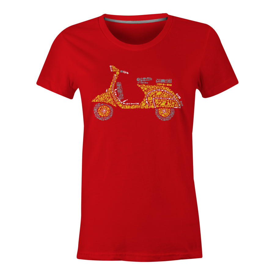 Scooter - Ladies T-Shirt