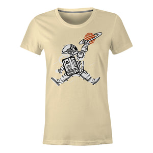 Space Jump - Ladies T-Shirt