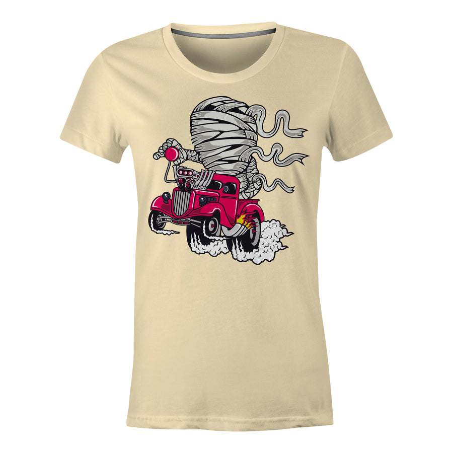 Mummy Race - Ladies T-Shirt