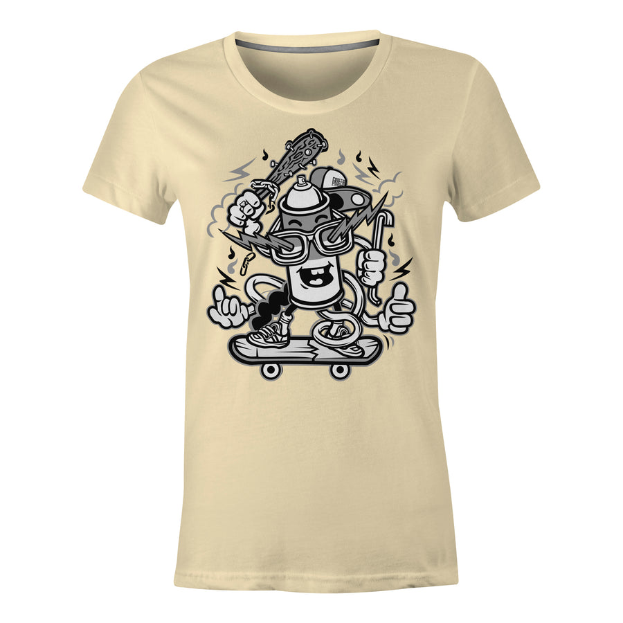 Vandalism - Ladies T-Shirt