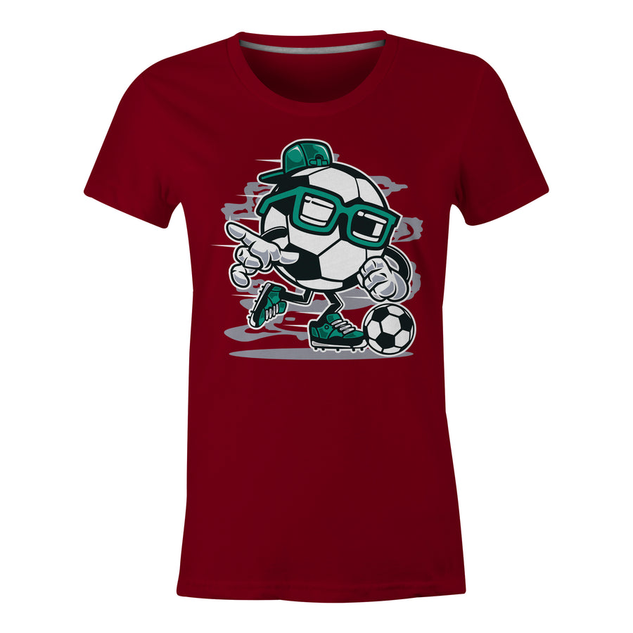 Street Soccer - Ladies T-Shirt