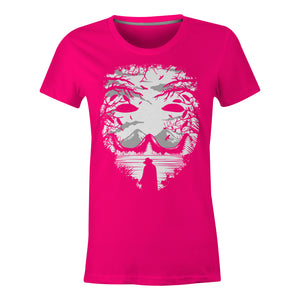 The Mask - Ladies T-Shirt