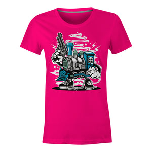 Trained Killer - Ladies T-Shirt