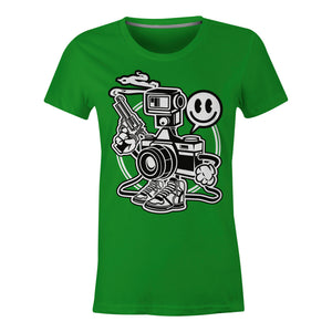 Shooter - Ladies T-Shirt