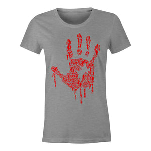 Hand Of Zombies - Ladies T-Shirt