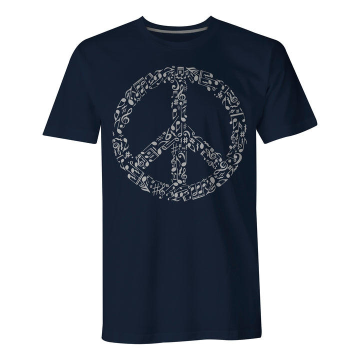 Rhyme In Peace - Mens T-Shirt