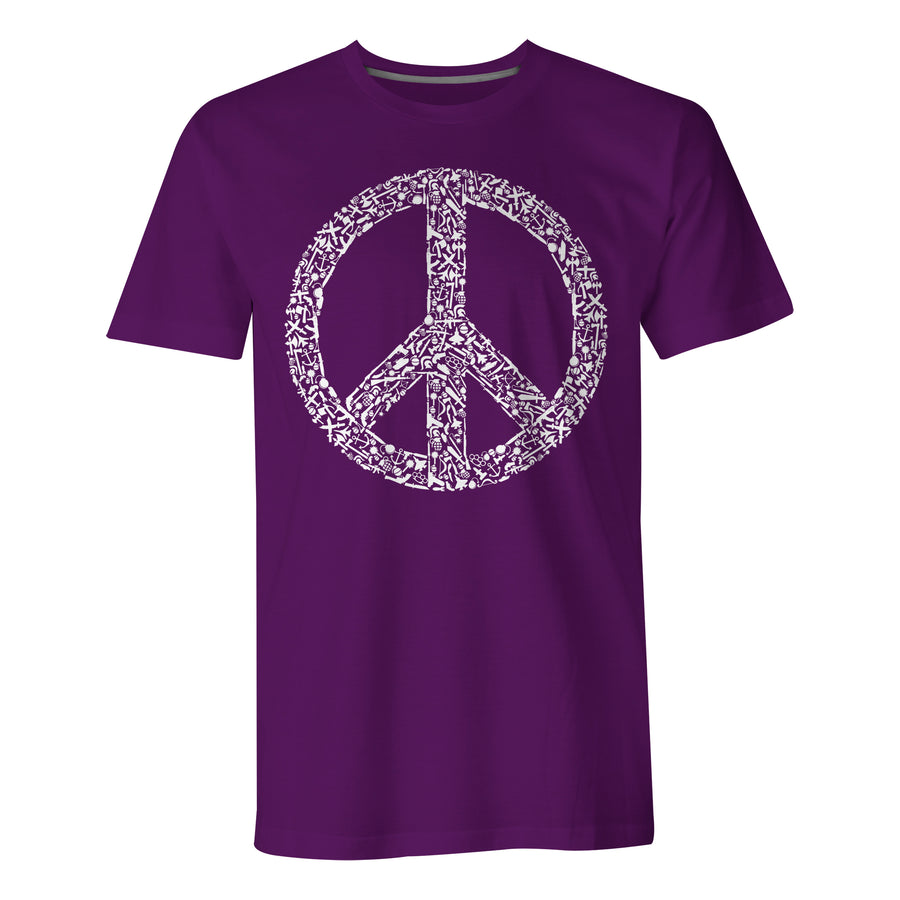 War Peace - Mens T-Shirt