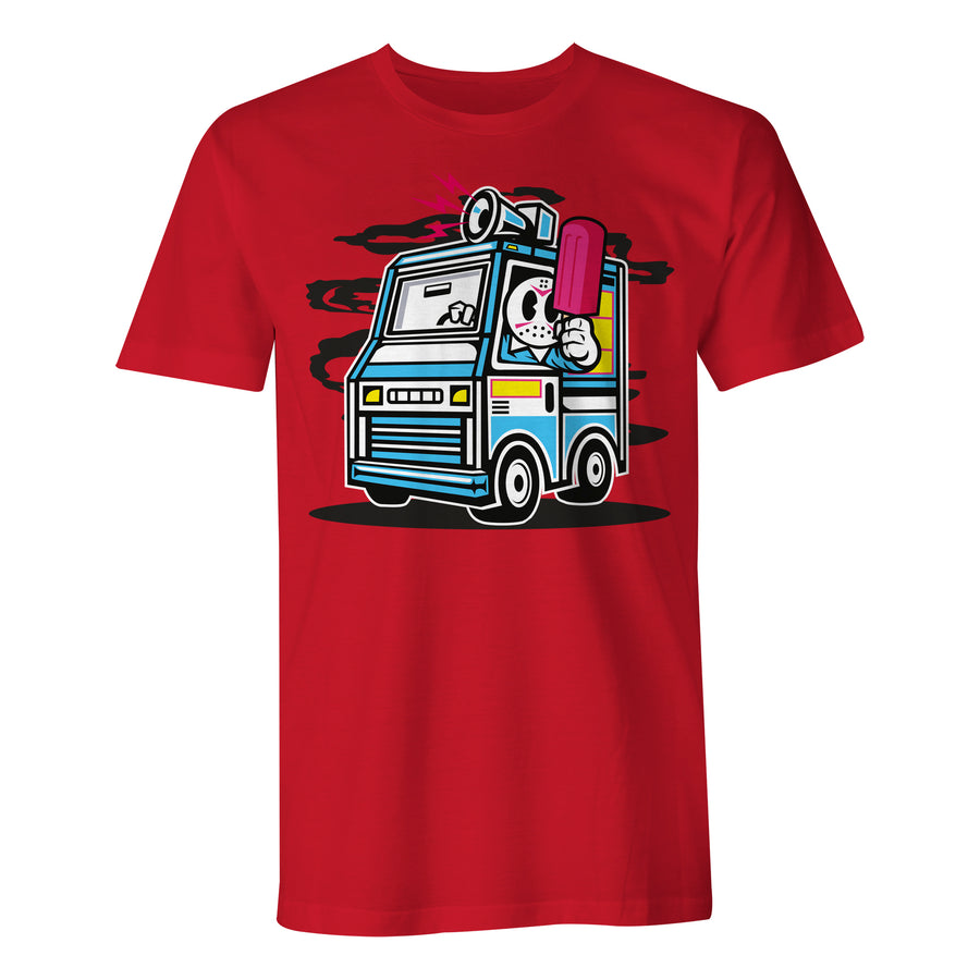 Ice Cream Truck - Mens T-Shirt