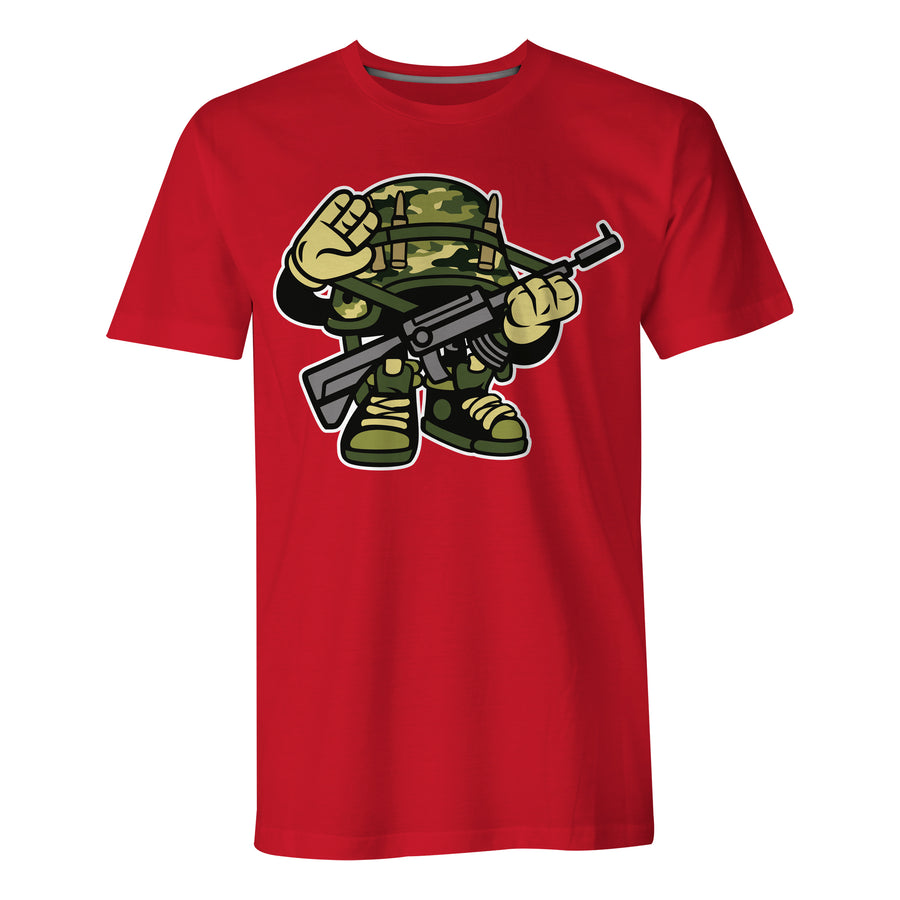 Soldier - Mens T-Shirt