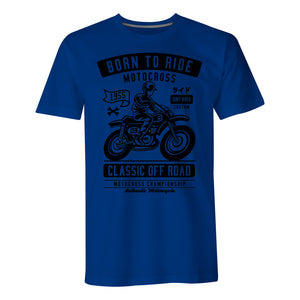 Born To Ride - Mens T-Shirt