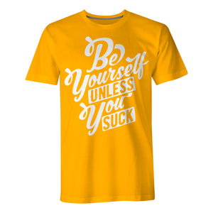 Be Yourself - Mens T-Shirt