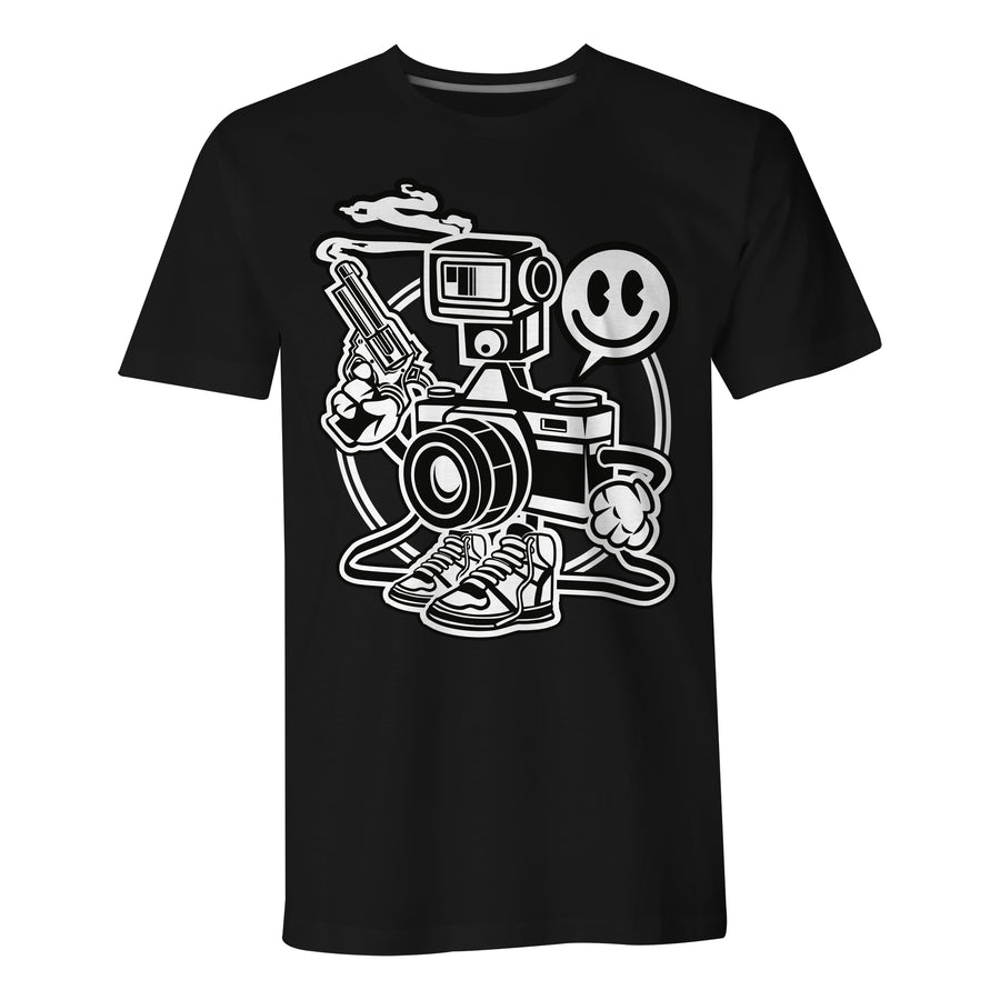 Shooter - Mens T-Shirt