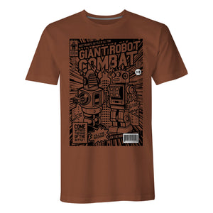Giant Robot Combat - Mens T-Shirt