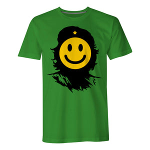 Che Smiley - Mens T-Shirt