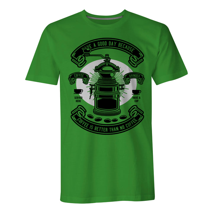 Coffee Grinder - Mens T-Shirt