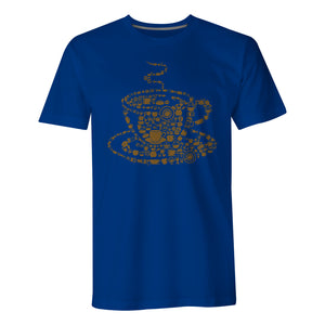 Coffee Cup - Mens T-Shirt