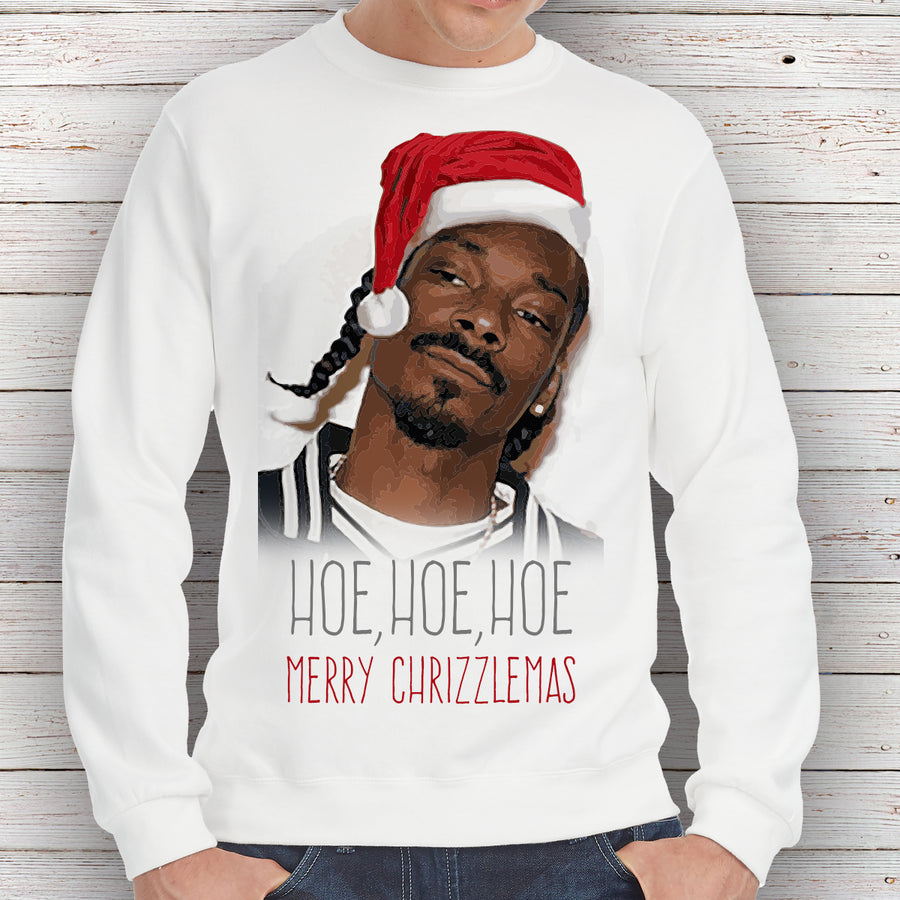 Snoop Dogg 'Chrizzlemas' Christmas - Sweatshirt