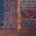 NEW PRICE Kilim Rug from the Beni Mguild Tribe - Antique & Rare