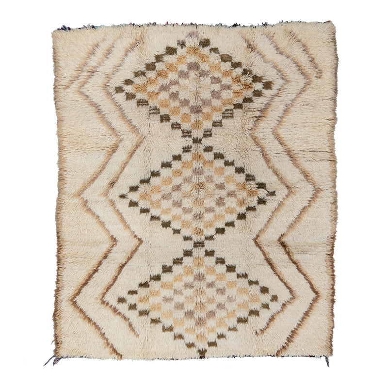 Beni Ouarain Rug - medium