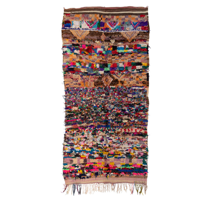 Vintage Tribal Art Rug