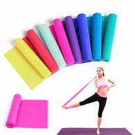 Resistance Bands 1.5 m in 6 Colors