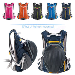 15L Outdoor Backpack Climbing Backpack Sport Bag Camping Backpack Capacity free shipping - JoshuaTreeDepot