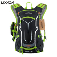 Backpack 18L Ultralight Rucksack Camping, Cycling, Hiking, Climbing, Etc. With Rain Cover - JoshuaTreeDepot