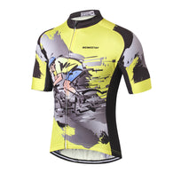 Weimostar Pro Team Men's Short Sleeve Cycling Jersey in  Sizes & 3 Colors