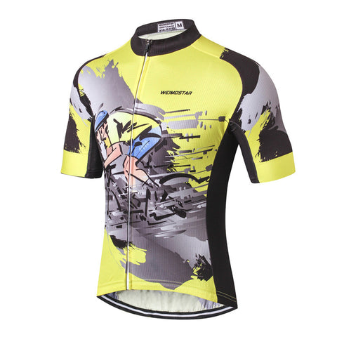 Weimostar Pro Team Men's Short Sleeve Cycling Jersey in  Sizes & 3 Colors - Joshua Tree Depot