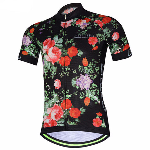 Aogda Men's Short Sleeve Cycling Jersey in 6 Sizes