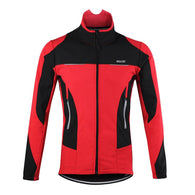Thermal Cycling Jacket For The Cold And The Wind. Available in Five Sizes & Three Colors. - JoshuaTreeDepot