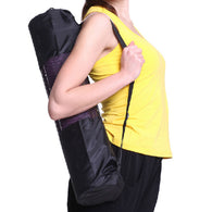 Yoga Mat Carry Bag 66 x 22 cm in Black