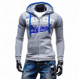 Athletic Hoodie In 5 Colors - JoshuaTreeDepot