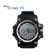 NO.1 F2 Smartwatch Waterproof To 30 m, Messaging, Fitness, 1 Year Standby & Available In 3 Colors. - JoshuaTreeDepot