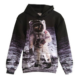 Man On The Moon Hoodie - JoshuaTreeDepot