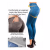 Women's Jean Leggings in 3  Colors - JoshuaTreeDepot