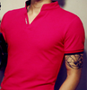 Men's Casual  Polo Shirt in 5 Colors