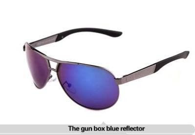 Men's Aviator Style Polarized Sunglasses in 5 Colors - JoshuaTreeDepot