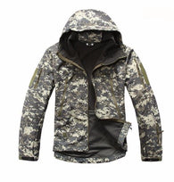 ReFire Gear ACU Lurker Shark Soft Shell Hooded Tactical Jacket in 8 Sizes - Joshua Tree Depot