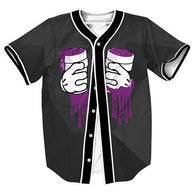 Two Beverages Baseball Jersey