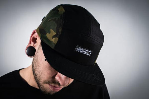 Green Camo Scout Hat