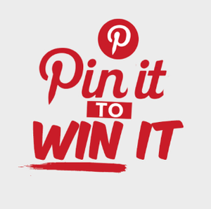 The Pin It To Win It Giveaway