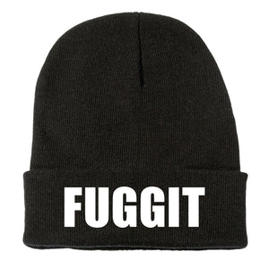 WLKR Threads FUGGIT Beanie