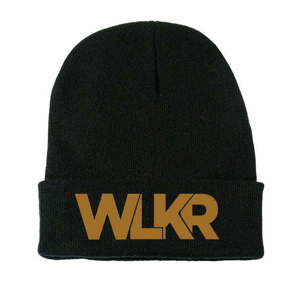 WLKR Bold Alternate Logo - Beanie