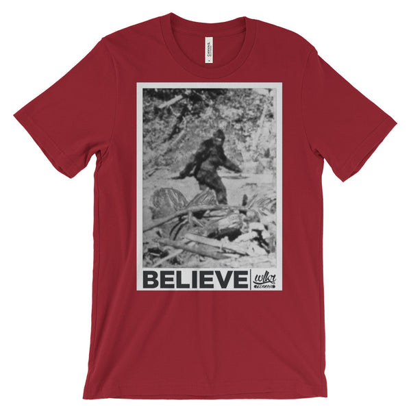 Bigfoot Believe Shirt