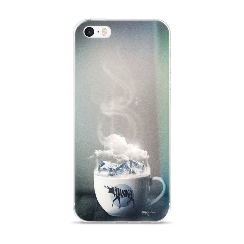 Alaska Coffee Phone Case